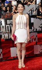 Arden Cho MTV Movie Awardseissa 2014