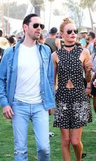 Kate Bosworth, Coachella 2014