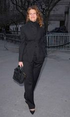 Sandra Bernhard, Vanity Fair Party Arrivals at the 2014 Tribeca Film Festival