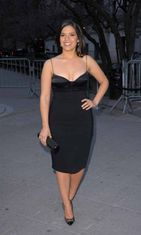 America Ferrera, Vanity Fair Party Arrivals at the 2014 Tribeca Film Festival