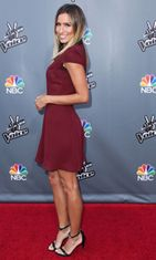 "NBC's ""The Voice"", Renee Bargh"