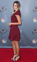 "NBC's ""The Voice"", Renee Bargh"