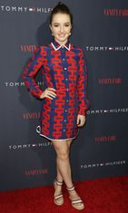 To Tommy from Zooey: Tommy Hilfiger Collection Launch, Los Angeles, America - 09 Apr 2014