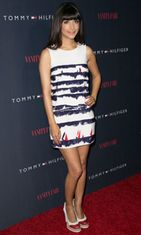 To Tommy from Zooey: Tommy Hilfiger Collection Launch, Los Angeles, America