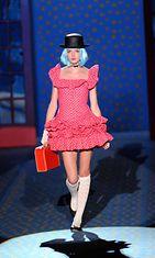 Betsey Johnsonin mallistoa vuoden 2008 näytöksessä