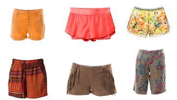Kopioi tyyli! Ylärivi: Liu Jo Jeans , H&M, H&M Alarivi: KappAhl, Liu Jo Jeans, Gaudi