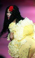 Betsey Johnsonin mallistoa 1998