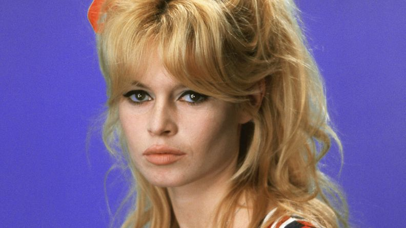 Brigitten nudehuulet olivat erottamaton osa tähden tyyliä.