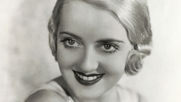 Bette Davisin huulet olivat legendaarisen tarkkaan rajatut.