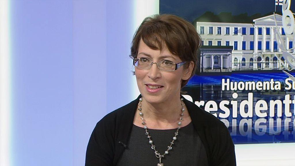 Sari Essayah johtaisi Suomea kohti suvaitsevaista lähimmäisyhteiskuntaa