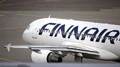 Finnairin stuertti humalassa