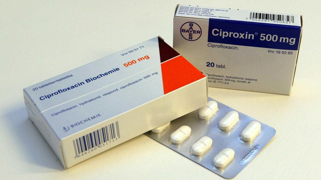 Korvatulehdus Antibiootti