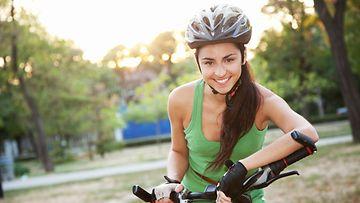 Pyöräily on kasvattanut suosiotaan viime vuosina.