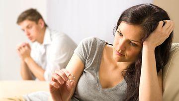 Päätös avioerosta ei synny yhdessä yössä.