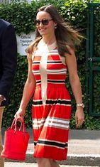Pippa Middleton, 2013 Wimbledon championships