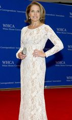 Katie Couric, White House Correspondents' Dinner 2014