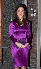 Pippa Middleton markkinoi kirjaansa Alankomaissa, 2012