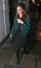 Pippa Middleton saapuu The Brompton Clubille Lontoossa, 2012