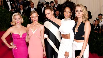 Reese Witherspoon, Kate Bosworth, Stella McCartney, Rihanna Cara Delevingne