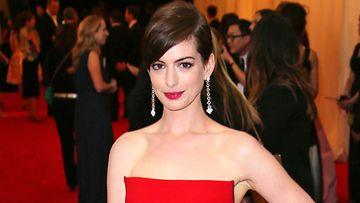 Anne Hathaway Met Gala 2014
