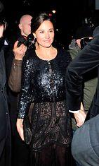 Pippa Middleton hyväntekeväisyysillallisella, 2013