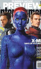 Jennifer Lawrence, X-Men