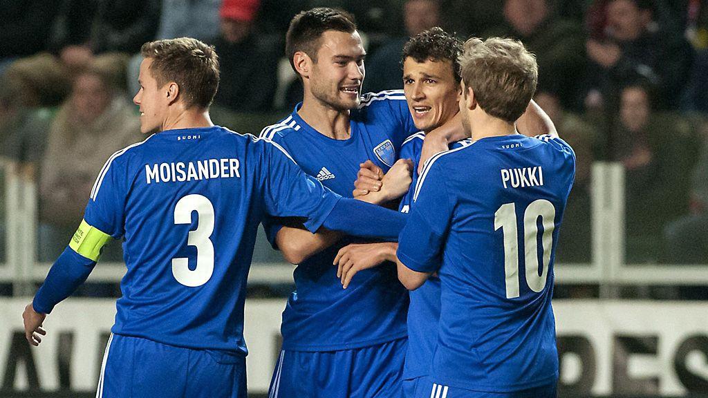 Huuhkajat pelaa marraskuussa Slovakiaa vastaan - Maajoukkue - Jalkapallo - Sport - MTV.fi