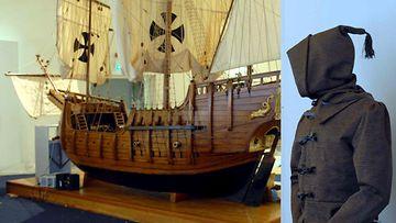 Kolumbuksen Laivat