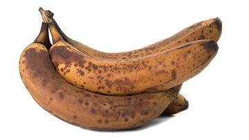 Ylikypsä banaani
