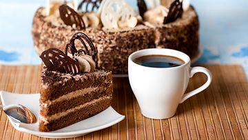 kakku,-kahvi