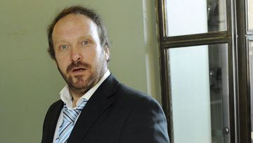 Kansanedustaja Teuvo Hakkarainen (ps.)