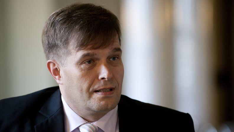 Kansanedustaja Kari Tolvanen
