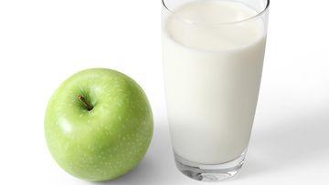 omena ja maito