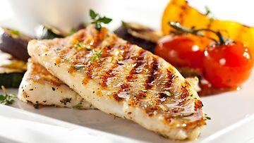 grillattu kala