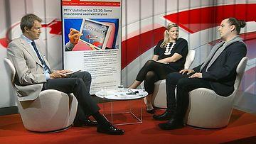 Uutislive 22.5. some eurovaalit