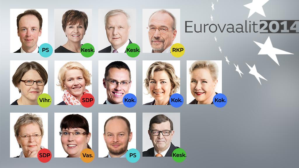 Euroedustajat