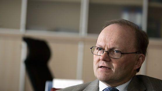 Kevan toimitusjohtaja Markku Kauppinen (LEHTIKUVA/MARTTI KAINULAINEN) - 742212
