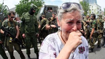 Ukraina Donetsk