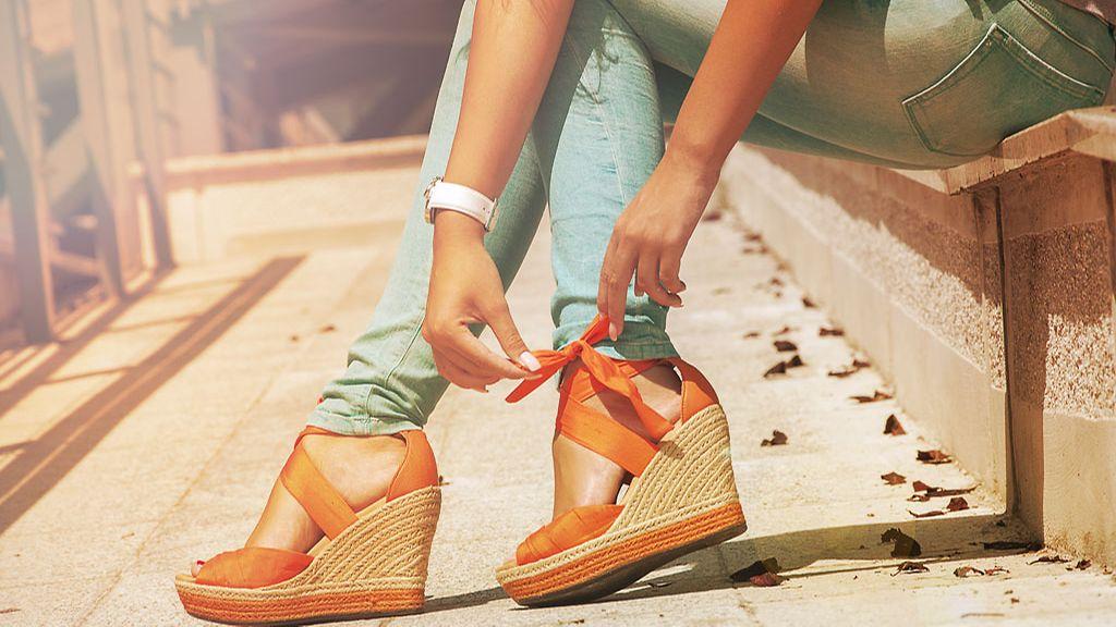 Apua vinkkejä kun kenkä hiertää