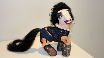 Mari Kasurinen: My Little Dr. Frank-N-Furter (1)