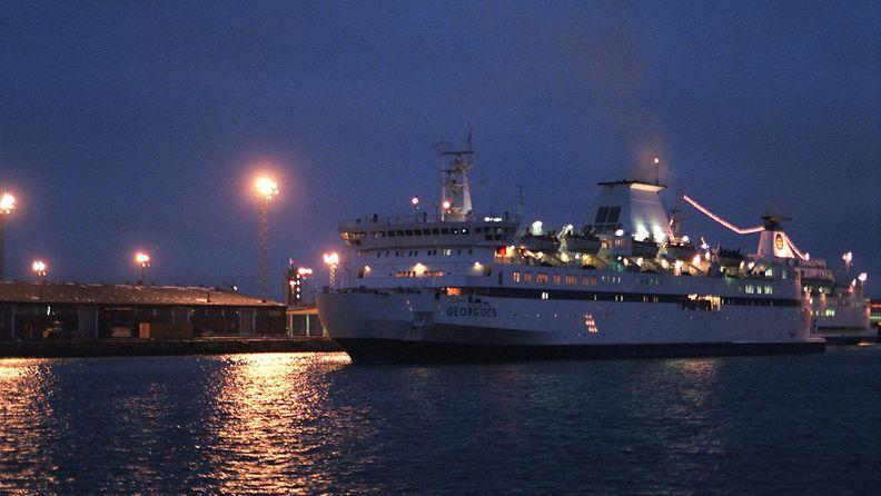 Georg Ots laiva
