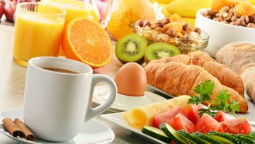 aamupala,-kalori, laihdutus