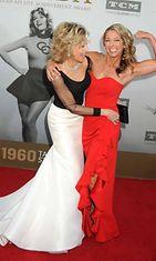 Jane Fonda, Denise Austin