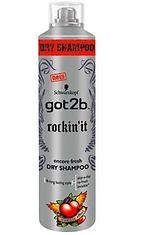 Schwarzkopf got2b Rockin' it