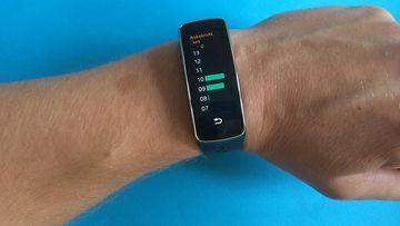 Samsung Gear Fit -älyranneke