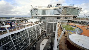 Oasis of the Seas (Lehtikuva)