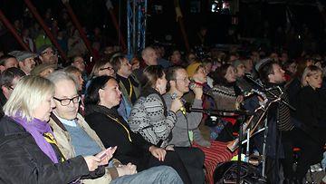 Sodankylän elokuvajuhlat 2014