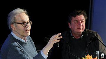 Aki Kaurismäki, Peter von Bagh