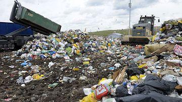 Kaatopaikka Espoossa