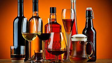 alkoholi,-olut,-viini,-viina